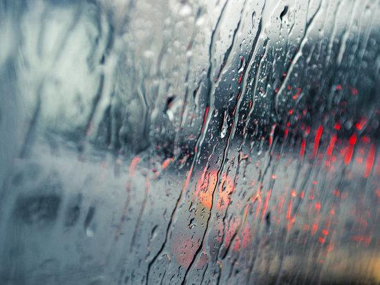 В Воронеже на выходных пройдут дожди