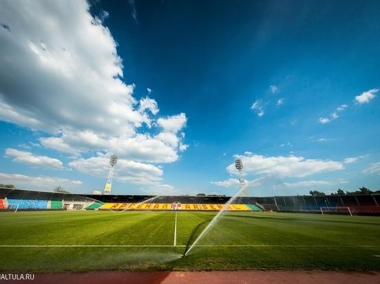 С чистого листа: игрой между «Арсеналом» и «Динамо» откроется новый футбольный сезон в Туле
