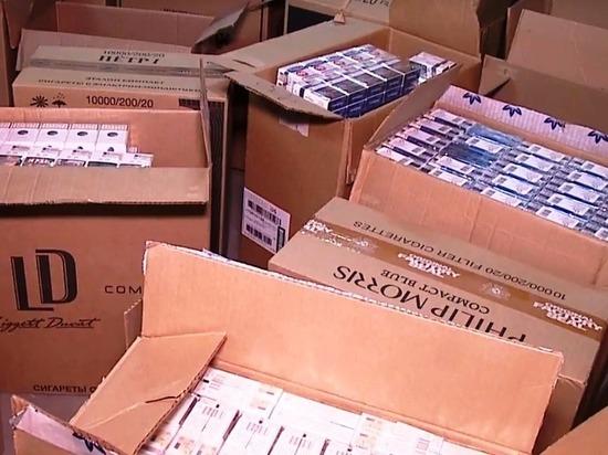Каждая пятая сигарета в городе – контрафакт или контрабанда