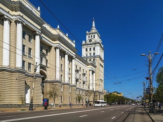 Здание управления ЮВЖД в Воронеже готовят к ремонту