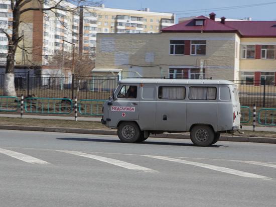 В Мордовии водитель отправил свою машину в кювет