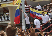 Два лидера Венесуэлы – легитимный и самопровозглашенный – Николас Мадуро и Хуан Гуайдо начали совместный диалог