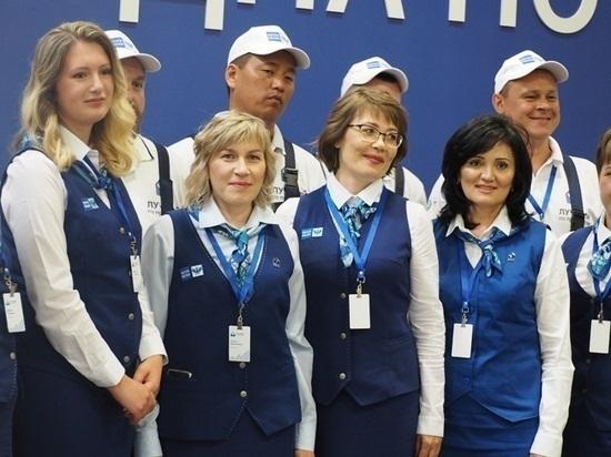 Калмыцкий водитель вошел в команду лучших почтовиков России