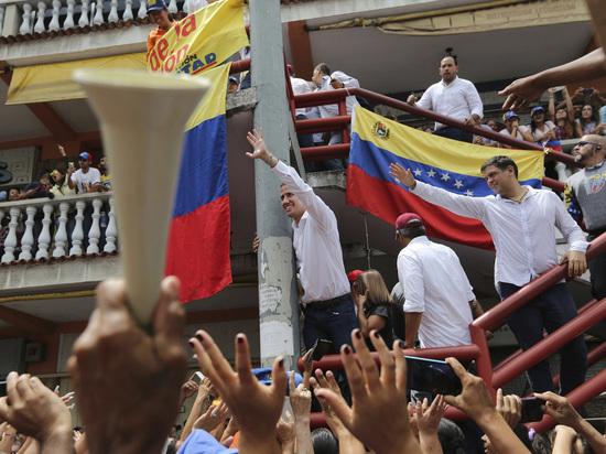 Мадуро и Гуайдо ищут компромисс: результата пока нет