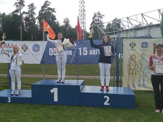 Рязанские лучницы заняли призовые места на Первенстве России