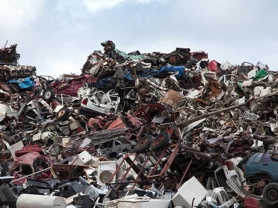 В Ленобласти скоро закончатся места на мусорных полигонах