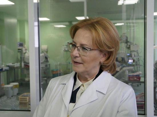 Скворцова поддержала Владимирова в вопросах здравоохранения