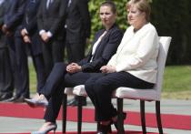 Немецкий врач поставил Меркель диагноз