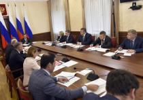 Дмитрий Медведев провел совещание по нацпроектам на Ставрополье