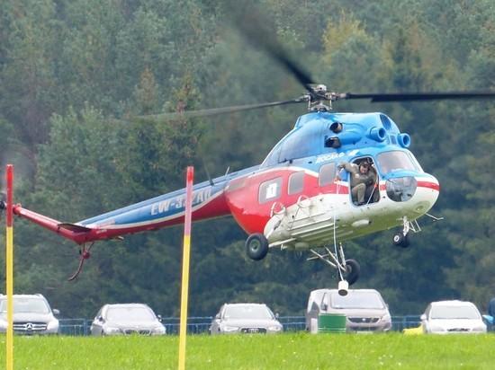 В небе над Конаково развернутся вертолётные гонки за Кубок мира