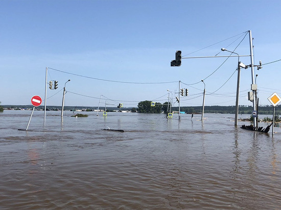 Дети из пострадавших от наводнения в Приангарье территорий отправились на отдых