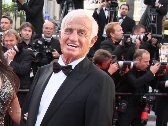 Жан-Поль Бельмондо получил наивысшую награду Франции