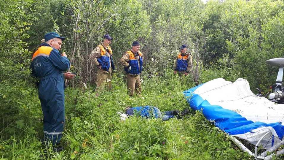 В авиакатастрофе дельталета в Кимрском районе погиб руководитель дубненского предприятия