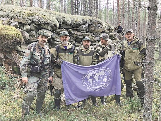 Новая летопись войны: кольские поисковики нашли сотни единиц военной техники