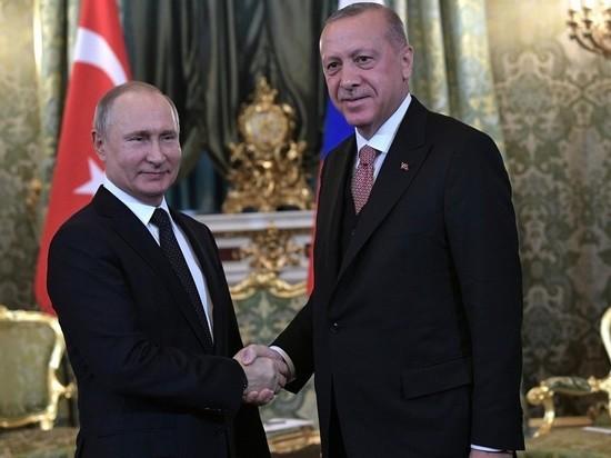 Эрдоган назвал сделку по С-400 важнейшим соглашением Турции