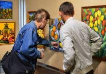 В Серпухове открылась выставка самодеятельных художников