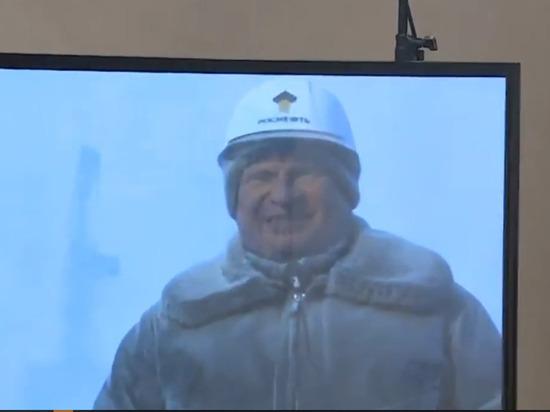 Сечин попросил у Путина 2,6 трлн руб. льгот на развитие Арктики