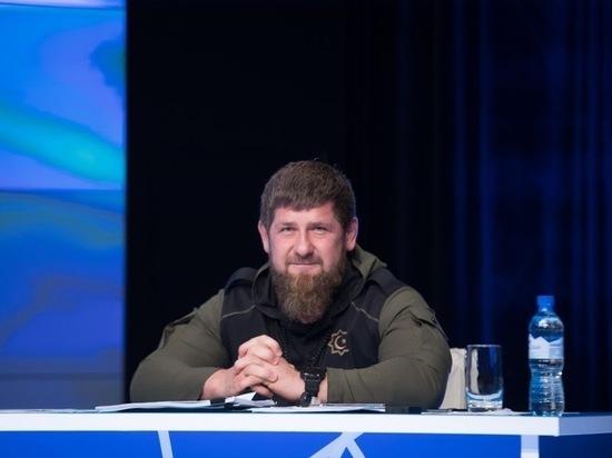 Кадыров прокомментировал матч премьер-лиги по футболу в Чечне