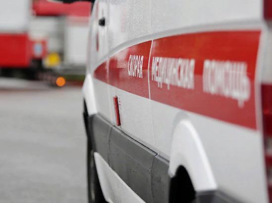 Пассажир маршрутки в Подмосковье получил пулю в живот от водителя