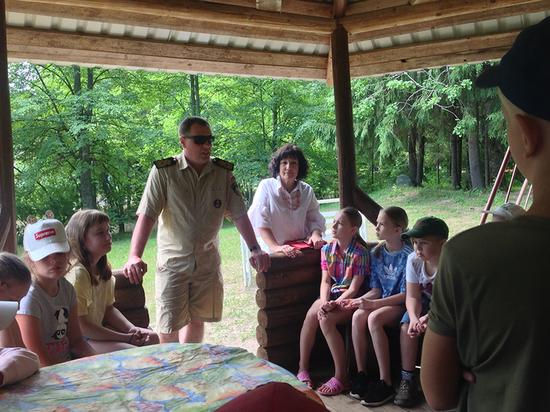 Акция «Безопасность детства» проходит в Вологодской области