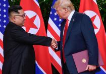 Ким Чен Ын пошел на перемены ради США
