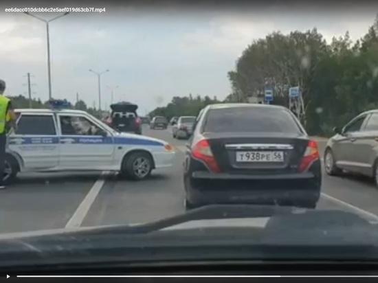 Новая жертва Нежинской трассы: под Оренбургом насмерть сбит пешеход