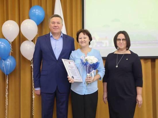 На Вологодчине наградили лучших сотрудников почтовой связи