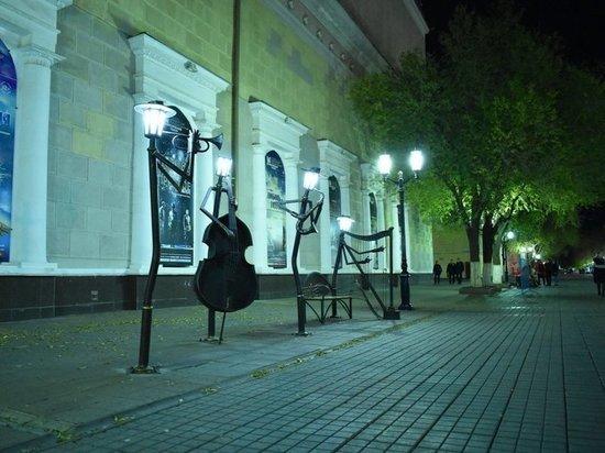 Более 500 миллионов администрация Оренбурга потратит на борьбу с темнотой