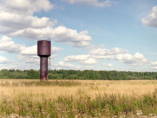 В Александровском районе регистрируют водонапорные башни