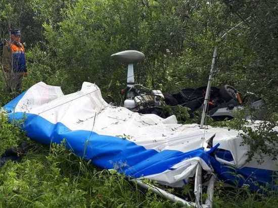Межгосударственный авиационный комитет создал комиссию для проведения расследования падения в Тверской области дельталета