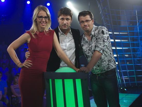Виктор Логинов счастлив вместе с «Интуицией» на ТНТ4