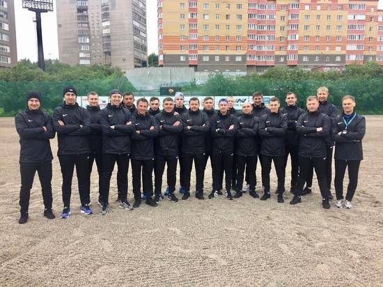 ХК «Мурман» готовится к новому сезону