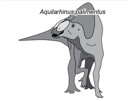 Морда лопатой: обнаружен динозавр с необычным клювом