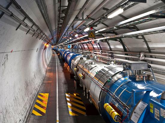 В CERN предположительно открыли новую частицу