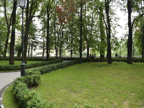 Парк Коста Хетагурова во Владикавказе воссоздадут как до революции