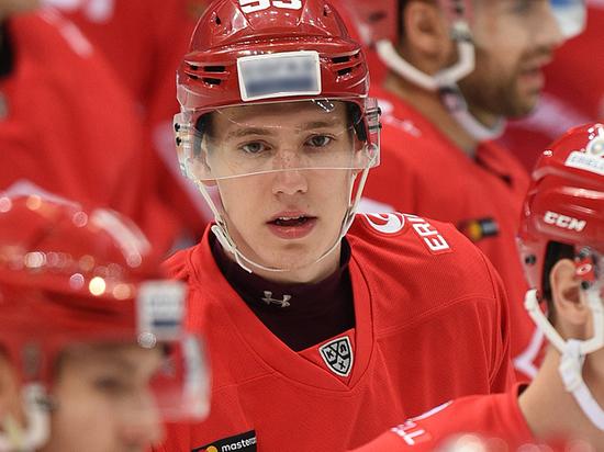 Колесил по Питеру, попался в Москве: как ловили бесправного хоккеиста «Спартака»