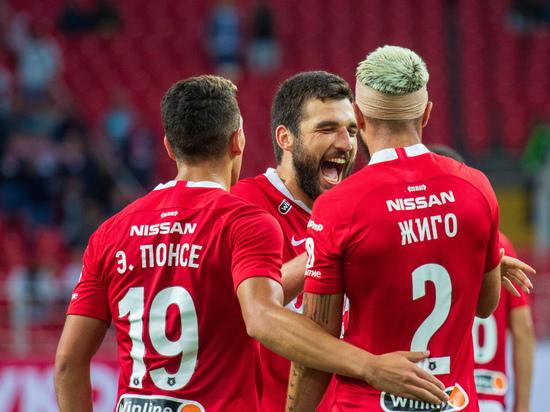 Обзор самых красивых моментов первого тура Российской премьер-лиги