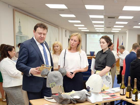 В Петербурге подвели итоги регионального этапа конкурса «100 лучших товаров России»