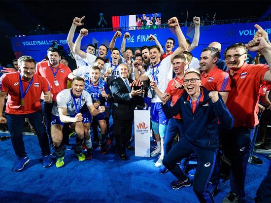 Во Всероссийской федерации волейбола раскрыли секрет победы сборной в Лиге наций