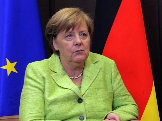 В правительстве Германии объяснили тяжелое дыхание Меркель