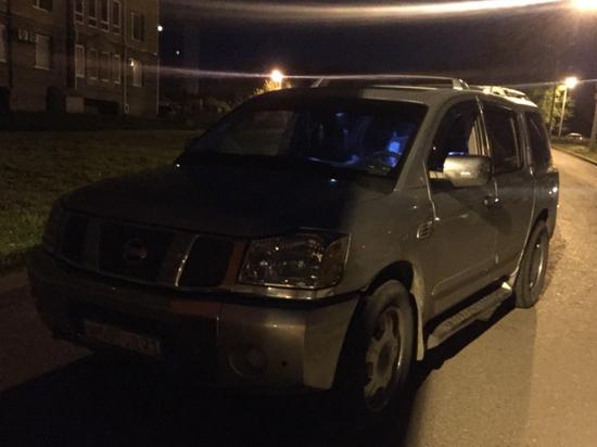 Чебоксарцы помогли автоинспекторам задержать нетрезвую девушку на Nissan Pathfinder