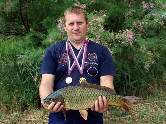 В Чернышковском районе состязались лучшие рыбаки
