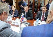 В исторический момент крайнего обострения грузино-российской любви Москву отважилась посетить делегация партии «Альянс патриотов Грузии»