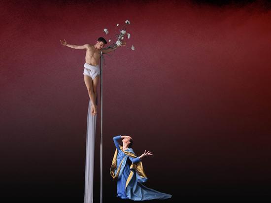 Итальянский «театр чуда» показал москвичам уникальную шоу-оперу