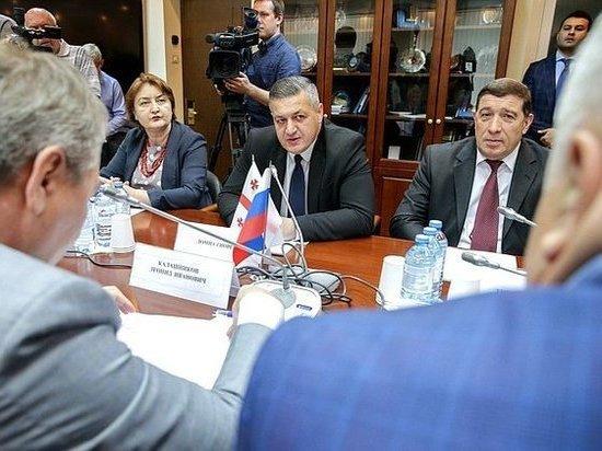 Косачев ответил грузинским парламентариям: ваш приезд дорогого стоит