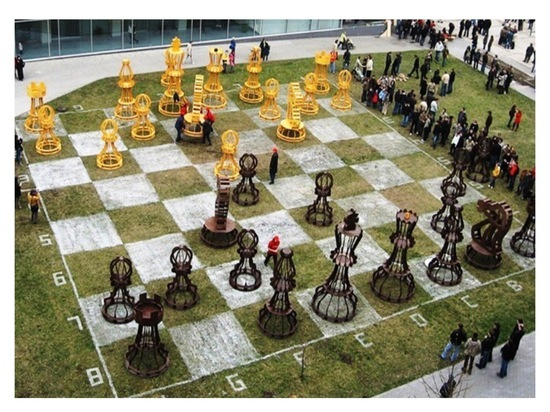 Всех желающих приглашают отметить День шахмат в Серпуховском музее