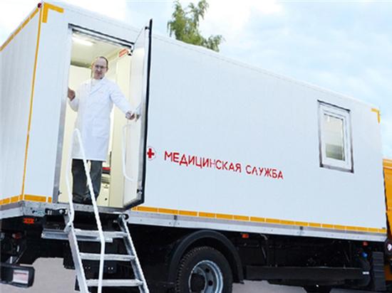 «Маммологический онкопатруль» вЧувашии обследовал 3700 женщин