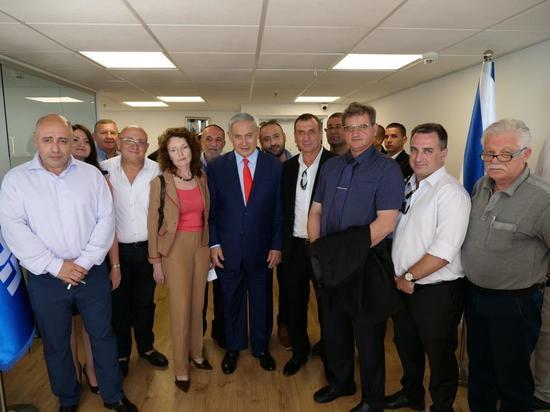 Региональные лидервы НДИ присоединились к Ликуду