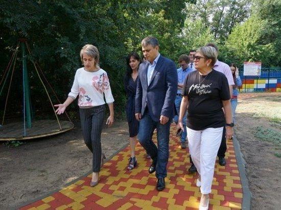 Парламентская группа проверила детский лагерь в Волгоградской области