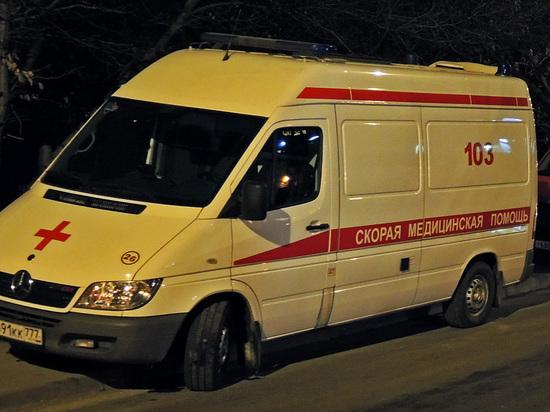 Четырехлетняя девочка с порезами доставлена в больницу